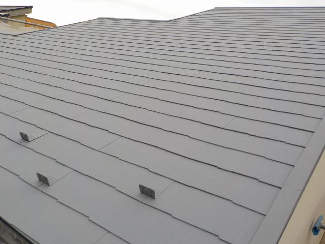 屋根工事のAfter1