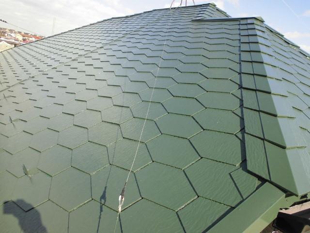 屋根工事のAfter2