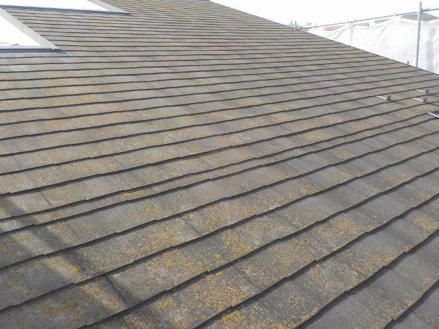 屋根工事のBefore1