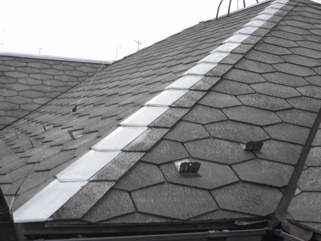 屋根工事のBefore2